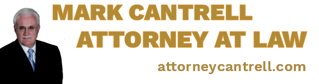 Attorney Mark Cantrell